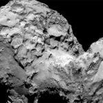 """""""Розетта"""" вышла на орбиту вокруг кометы Герасименко"""