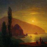 Крым в картинах Айвазовского. Часть 1