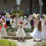 В Ялте презентовали общероссийский праздник «Белого цветка»