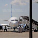 Российские авиакомпании перевезли в Крым и обратно в августе более 586 тыс. пассажиров