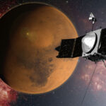 Спутник MAVEN достиг орбиты Марса