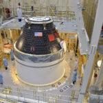 НАСА завершило строительство первого модуля Orion