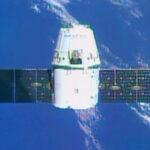 Dragon SpaceX пристыковался к МКС