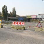 Движение транспорта на обвалившемся участке объездной дороги в Симферополе восстановят весной