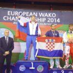 Крымчанин стал чемпионом Европы по кикбоксингу