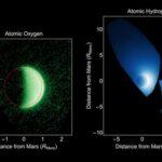 Космический аппарат MAVEN выяснил одну из причин исчезновения воды и атмосферы Марса