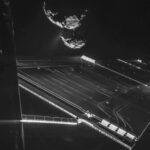 ЕКА подтверждает выбор места посадки модуля Philae космического аппарата Rosetta на поверхность кометы 67P