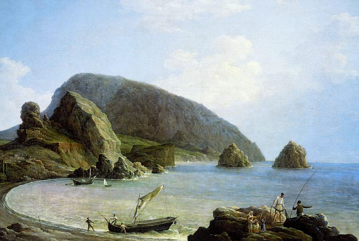 Аю-Даг море