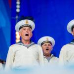В Севастополе отметили 60-летие гимна города