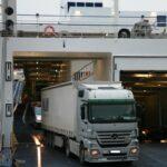 На переправе в Керчи запустят дополнительный маршрут для грузовиков