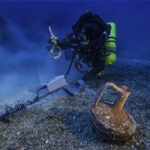 Перевозчика античного компьютера назвали «Титаником» древности