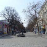 Власти Симферополя пообещали заблокировать въезд машин в пешеходную зону в центре города