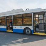 В Симферополе запущен новый троллейбусный маршрут
