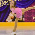 Севастопольские фигуристки привезли две медали с соревнований в Краснодарском крае