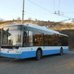 С нового года в Крыму подорожает проезд в троллейбусах