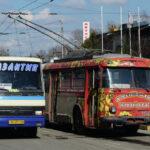 Украина с 26 декабря приостанавливает автоперевозки в Крым