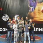 Крымские кикбоксеры завоевали семь медалей на Кубке России