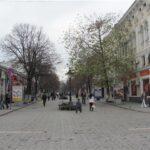 Реконструкцию центра Симферополя перенесли на 2015 год