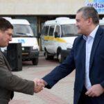 Для инвалидов Крыма приобрели 22 «социальных такси»