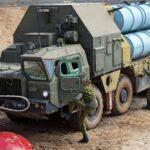 Крымские военные получили комплексы ПВО С-300ПМУ (ВИДЕО)