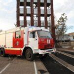 Крымским спасателям передали новую спецтехнику