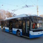 С 1 января в Симферополе подорожает проезд в троллейбусах