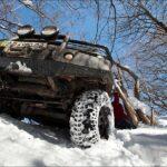 В горах Крыма пройдет гонка на внедорожниках