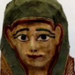 Древнейший фрагмент Евангелия нашли на маске мумии
