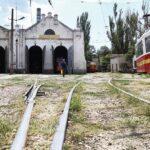 Проезд в трамвае в Евпатории подорожал
