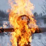 На плато Ай-Петри в Крыму сожгут чучело Зимы