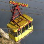 Канатную дорогу «Мисхор - Ай-Петри» закрыли до весны