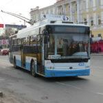 С 1 марта в Крыму подорожает проезд на троллейбусе