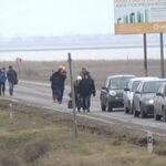 Что происходит на границе Крыма с Украиной после ужесточения пропускного режима