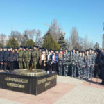 Краснодар передал Крыму эстафету Победы в Великой Отечественной войне