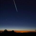 Что наблюдать: максимум активности метеорного потока Лириды в ночь с 22 на 23 апреля 2015 года