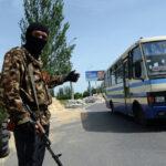 В Крым из ДНР начали ходить автобусы