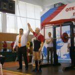 В Евпатории на Чемпионате России по пауэрлифтингу установили 15 рекордов мира