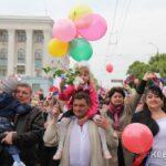 В Симферополе на майские праздники организуют парад духовых оркестров и рыцарский турнир (ПРОГРАММА)