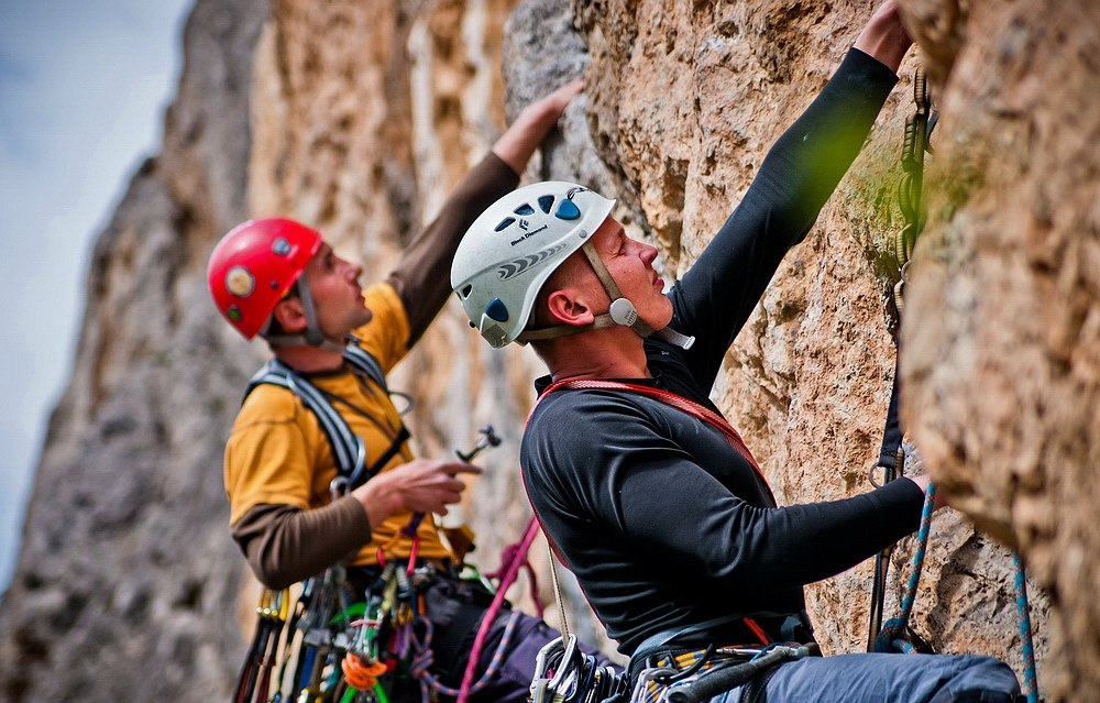 alpinisty