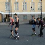 Роллеры проведут фестиваль в Севастополе