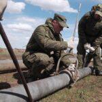 Минобороны РФ завершило создание системы трубопроводов для пресной воды в Крыму