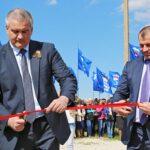 Сергей Аксёнов принял участие в церемонии запуска участка Судакского водовода