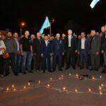 Сергей Аксёнов принял участие в акции Зажги огонёк в своём сердце