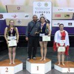 Крымская сумоистка стала двукратной чемпионкой Европы