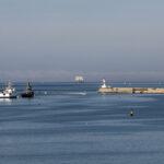 В Севастополь прибыл четырехмачтовый барк «Крузенштерн»