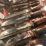 В Симферополе открылась выставка Златоустовской оружейной компании