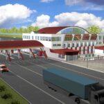 Автомобильные пункты пропуска на границе Крыма пообещали построить за полтора года
