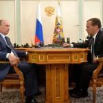 Путин поддержал ликвидацию Минкрыма