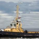 На Черноморский флот прибыл новый рейдовый буксир