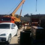 Крымскую Поповку оставили без света из-за запрещенного «Befooz»: линию электропередач охраняют силовики